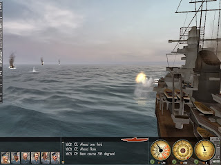 battleship simulator, shooting battleship