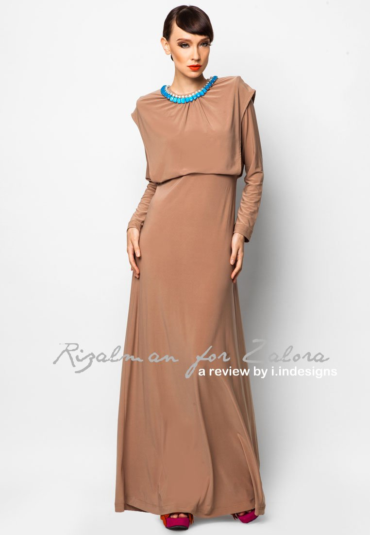 Fesyen Terbaru Baju Raya 2013   Rachael Edwards