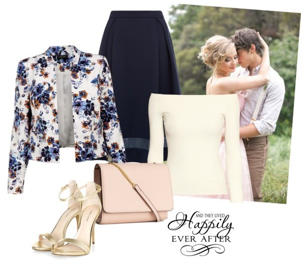 What to wear to a wedding - wedding guest outfits - pinterest fashion blog