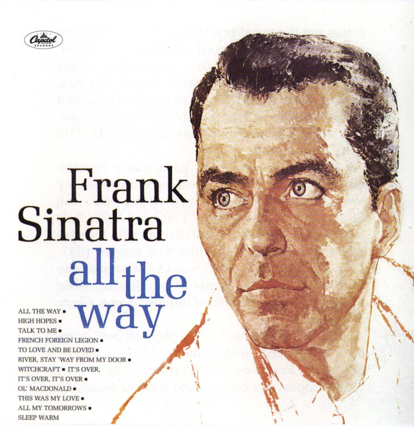 frank sinatra love is for the way: