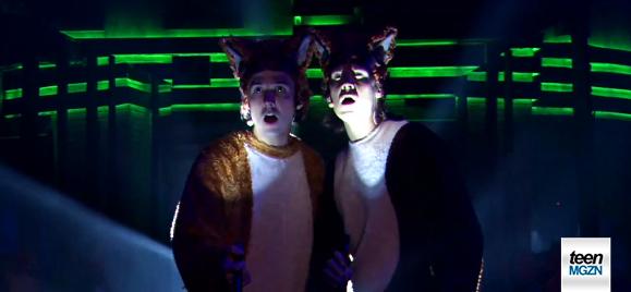 Jimmy Fallon Show Ylvis The Fox Performansı