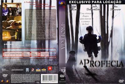 Filme A Profecia DVD Capa