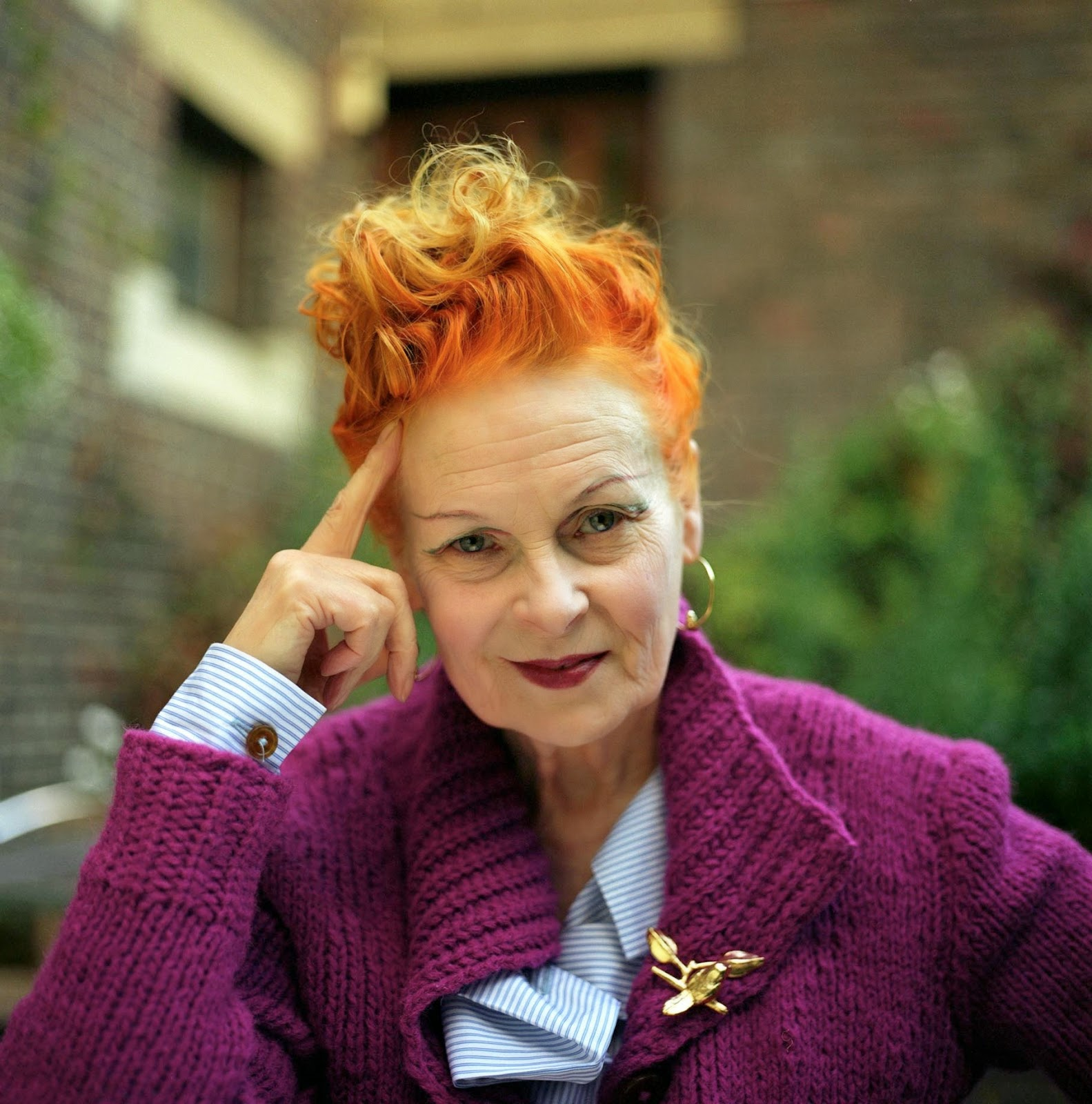 Eniwhere Fashion - News on Fashion - Vivienne Westwood