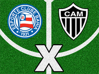 Bahia x Atlético-MG