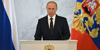 Putin: Allah Hukum Elit Turki dengan Mencabut Kewarasan Mereka