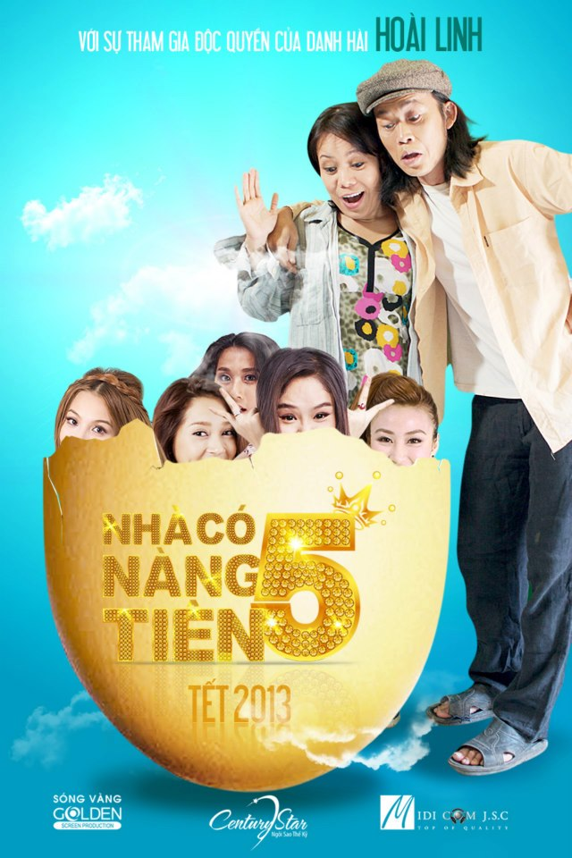 Nhà Có 5 Nàng Tiên (2013) – Full Bản Đẹp