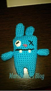 monstruito, ganchillo, crochet, amigurumi, ugly bunnycharm, crochet
