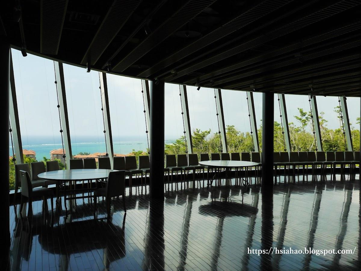 沖繩-景點-中部-OIST-沖縄科學技術大學院大學-海景餐廳-自由行-旅遊-Okinawa-university