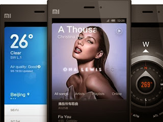 Android Terbaru Xiaomi Mi3
