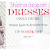 Exclusive Sheinside Design Collection Sale…