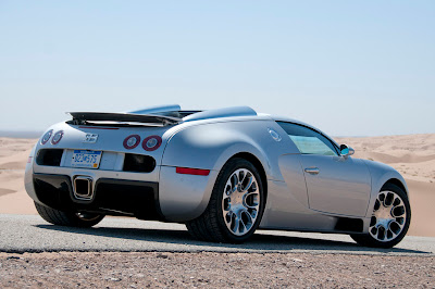 Bugatti grand sport review