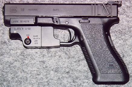 Pistola Ametralladora G18