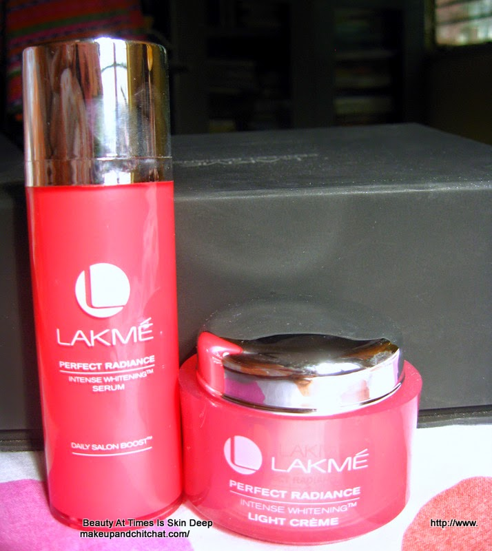 Photo of Lakme Perfect Radiance Serum and Cream