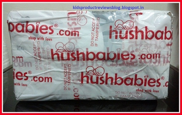 hushbabies.com shopping experience review