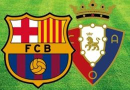 InfoDeportiva - Informacion al instante. FC BARCELONA VS OSASUNA. Horarios, Resultados, Estadisticas, Online