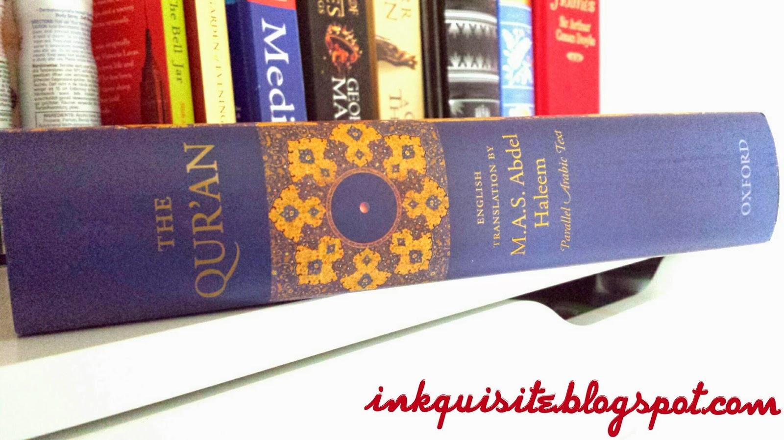 the quran abdel haleem pdf