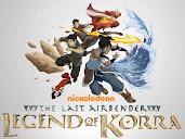 #1 Legend of Korra Wallpaper