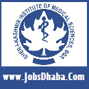 Sher-I-Kashmir Institute of Medical Sciences, SKIMS Recruitment, Jobsdhaba, Sarkari Naukri
