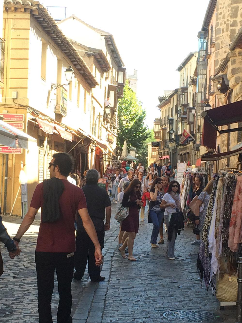 Calle Santo Tomé