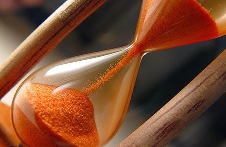 pasir waktu sang pena