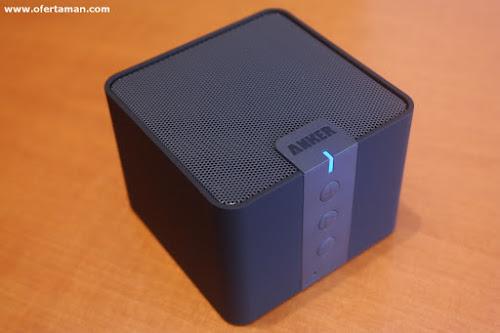 Análisis del altavoz Bluetooth Anker Boombox MP141