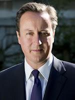 David Cameron MP. United Kingdom