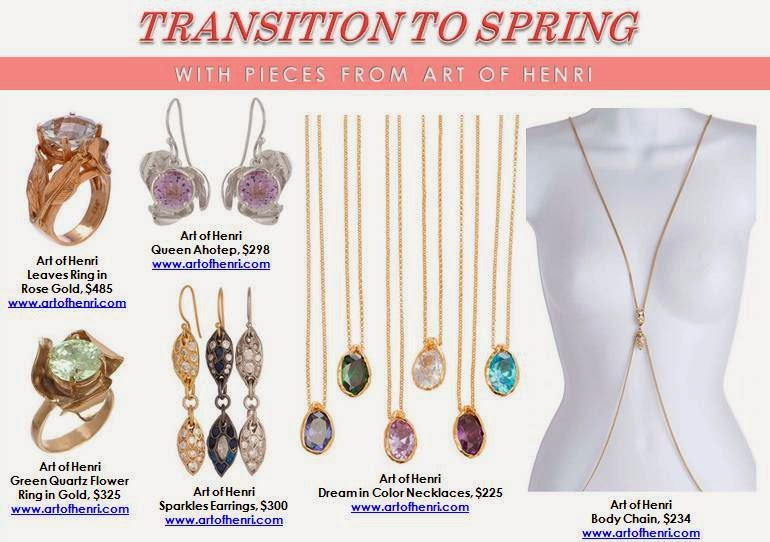 Spring Jewelry Ideas