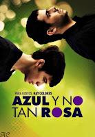 Azul y no tan rosa, 2012, poster