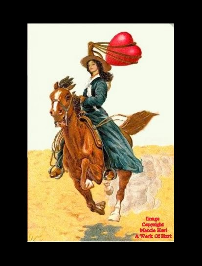 Artist and Horse Woman