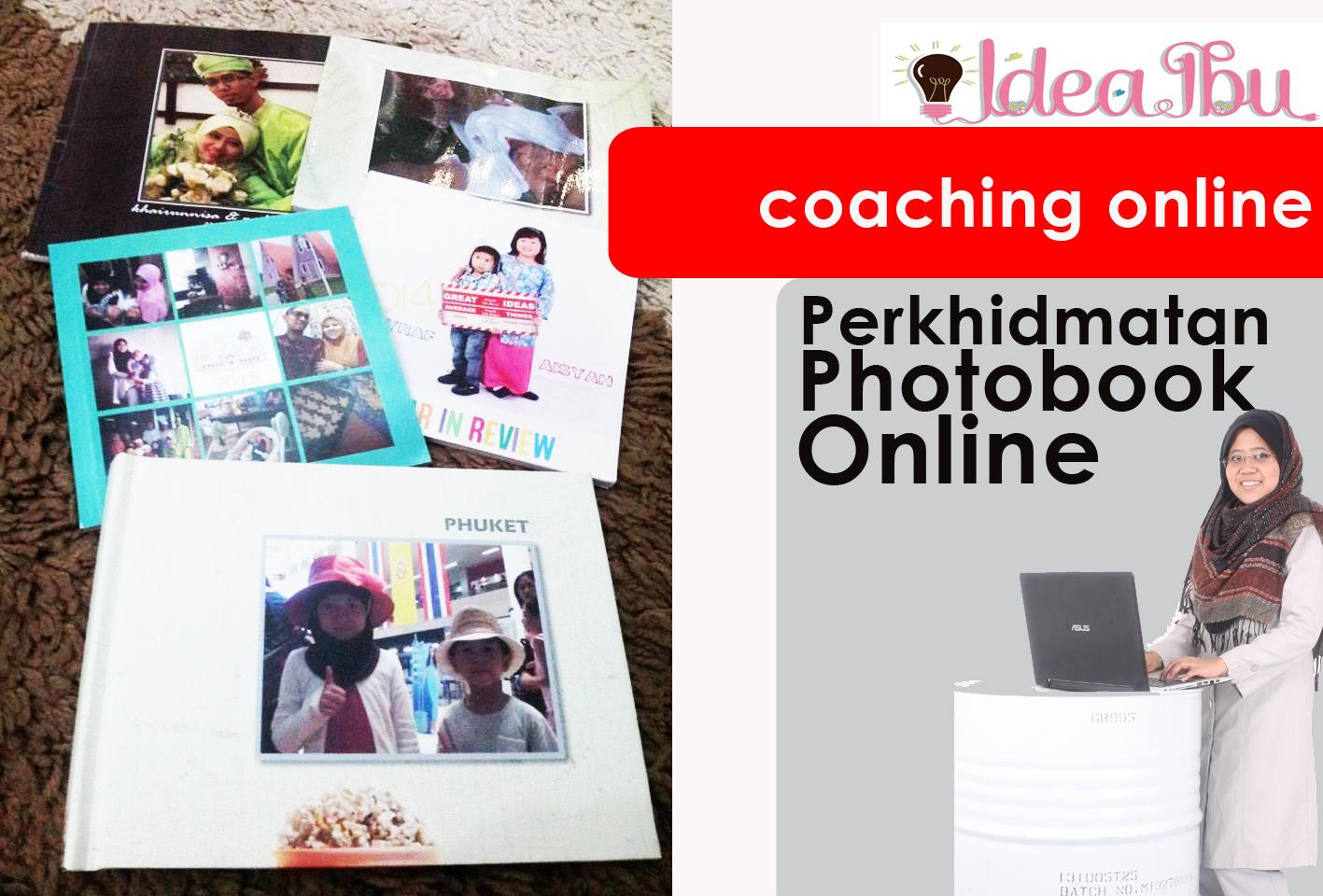 Belajar Buat Perkhidmatan Photobook Online Yang Menjana Pendapatan Dari Rumah