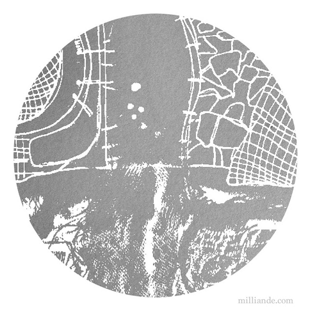 From Stitch to Sketch - UnRuly Cloth & Canvas @ milliande.com CAPI Art Portfolio Experimentations