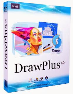 تحميل برنامج Serif DrawPlus X6 لتصميم الصور باحترافية