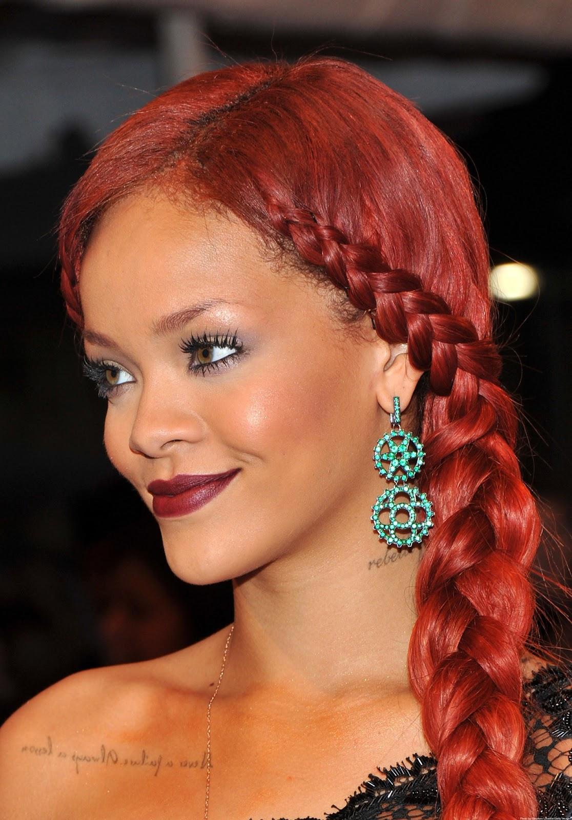 LONG STRAIGHT HAIRCUTS Braided hairstyles