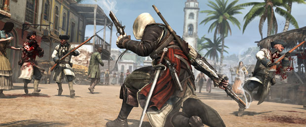 Lead Writer Compares Assassin's Creed IV to the First Two Games