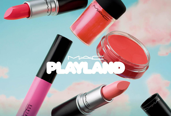 MAC Playland Collection for Spring 2014