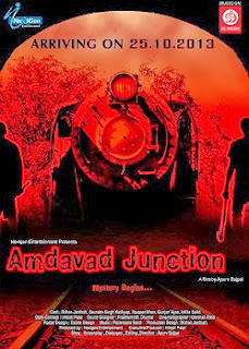 Amdavad Junction Poster