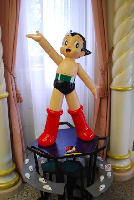 Osaka Consult: Tribute to Astro Boy and Black Jack anime creator - Tezuka Osamu Museum
