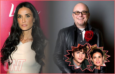 Demi Moore spotted with mystery man in LA
