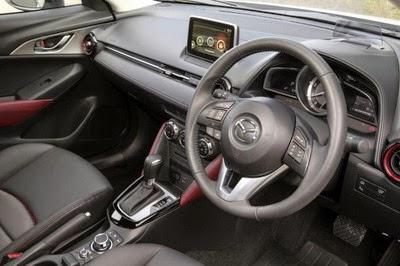 Spesifikasi dan Harga Mazda CX-3