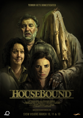 Housebound (2014) movie poster