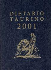 DIETARIO 2001