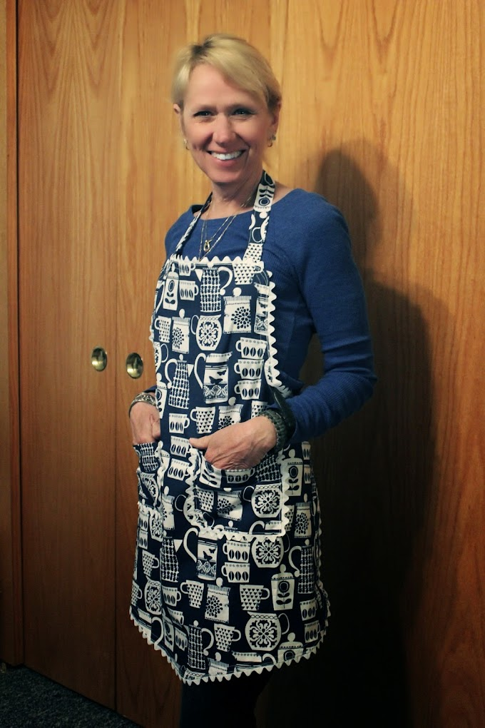 You Need an Apron from dolly's designs