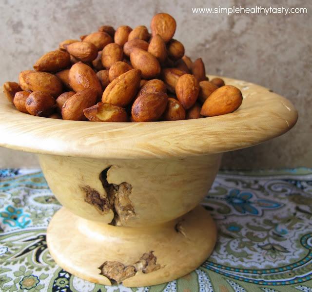 Teriyaki Almonds