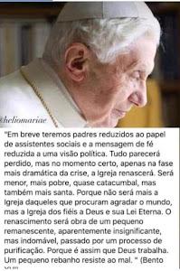 """""""NÃO TEMAS PEQUENO REBANHO"""" (Lucas12,32)"""
