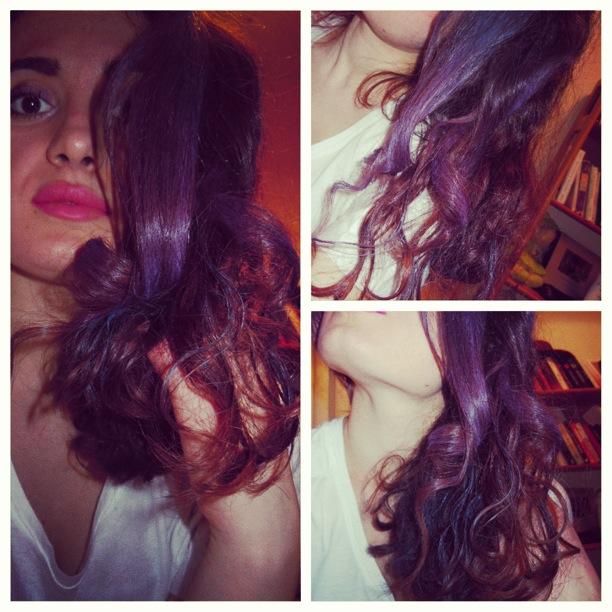 Sac à Bandoulière Katy Perry : Sac tebesiri katy perry style hair chalk uygulamasi