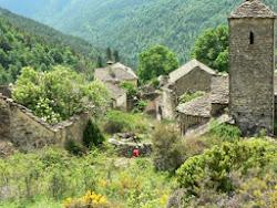Inici projecte de llibre en micromecenatge 'Pobles abandonats de la Península Ibèrica'. Fins 15/10