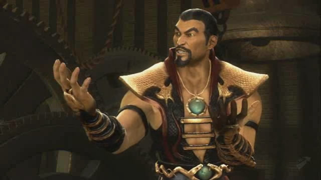 mortal kombat 9 smoke wallpaper. Mortal Kombat 9: Shang Tsung