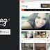 Domag l Flat Responsive & Retina WordPress Magazin