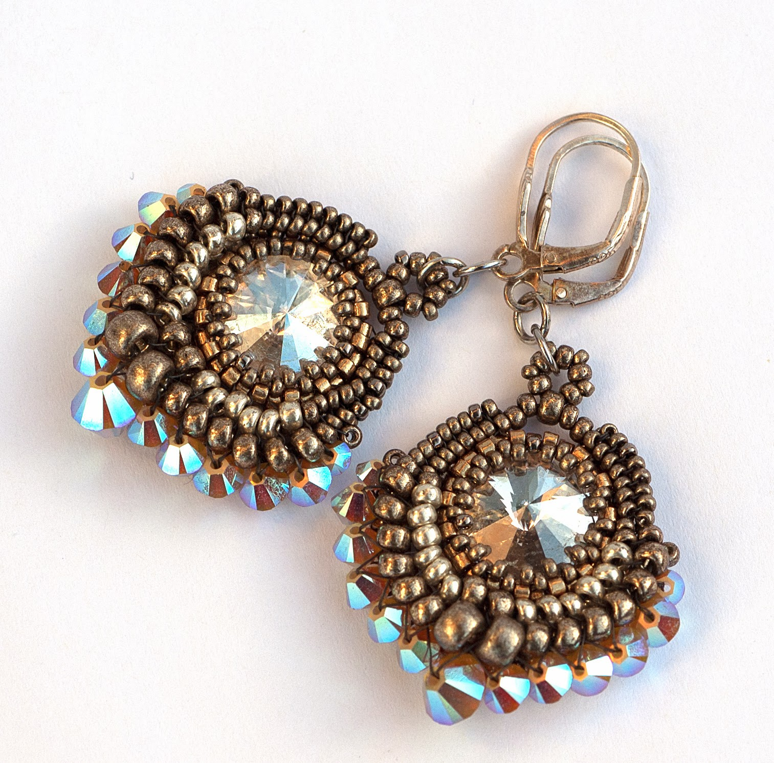 Rivoli Ohrringe - Rivoli Earrings