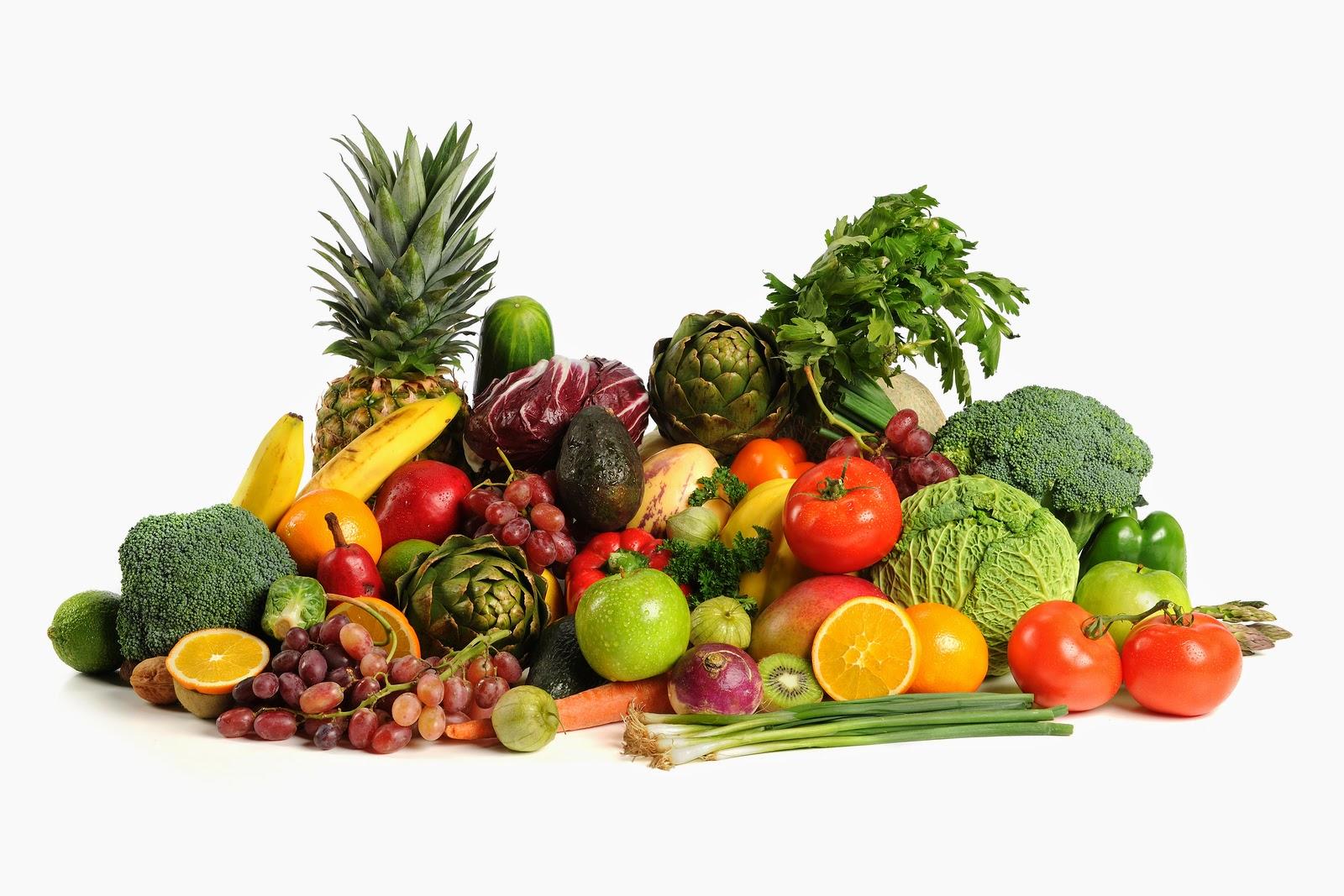 فوائد تناول الفواكه والخضروات